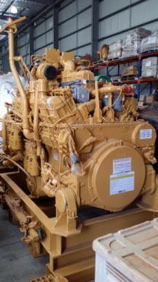Caterpillar 3512B Complete Engine