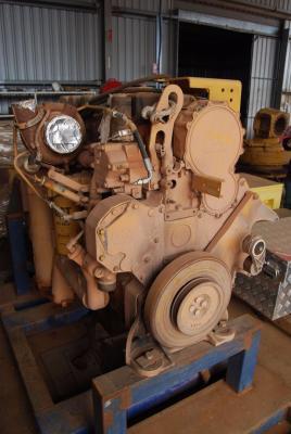 Caterpillar C18 ACERT Off-Highway Engine   Specifications