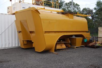AMS Taipan 740 Water Tank