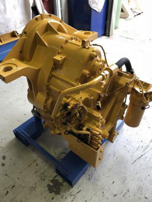Caterpillar 253-8407 Transmission