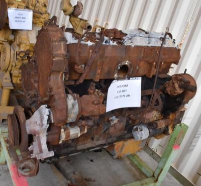 Caterpillar 153-7076 Complete Engine