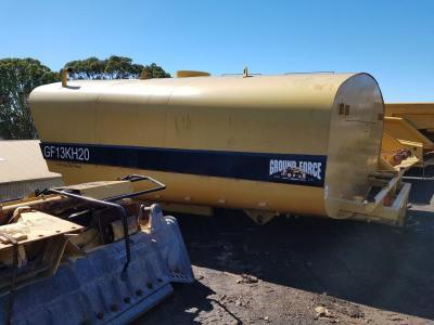 Ground Force Worldwide GF13KH20 Water Tank