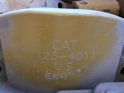 Caterpillar 123-4011 Bearing Cap