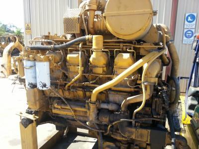 Caterpillar 155-5556 Engine