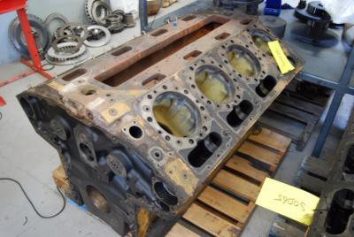 Caterpillar N/A Engine Block