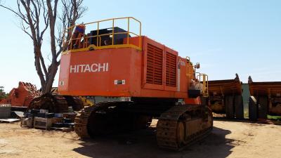 Hitachi 9278526 Hydraulic Cooler