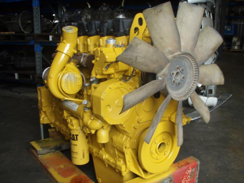 C15 Rebuild 6NZ Engine