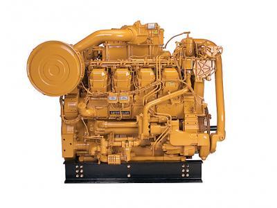 Caterpillar 3508 Engine Block