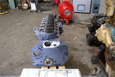 Volvo D7D LAE2 Engine Block