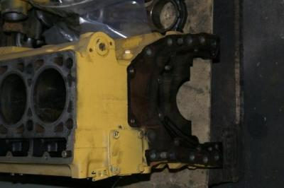 Caterpillar 3116 BLOCK Engine Block