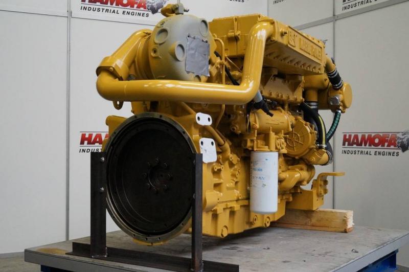 C12 Engine Block