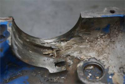 Mercedes-Benz OM 444 LA BLOCK OM 444 LA BLOCK Engine Block