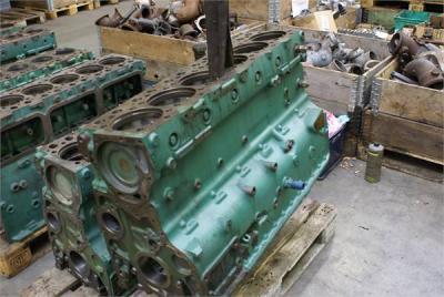 Volvo TD 101 OGBLOCK Engine Block