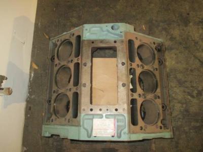 Detroit 6V71 Engine Block