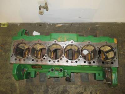 John Deere 6081 Engine Block