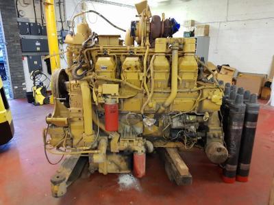 Caterpillar 104-4777 Complete Engine