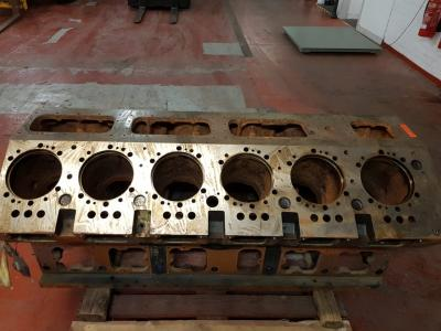 2014 Cummins KTA38C Engine Block