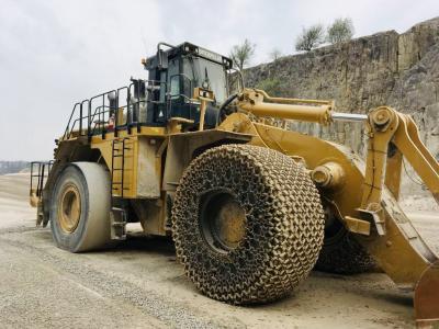 Caterpillar Dismantled 992K Dismantling