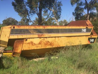 Caterpillar 236-1987 Truck Body