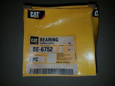 Caterpillar 8E-6752 Bearing