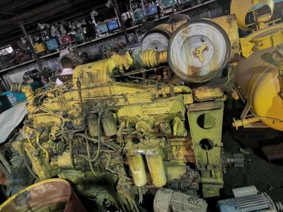 Komatsu S6D170 Complete Engine