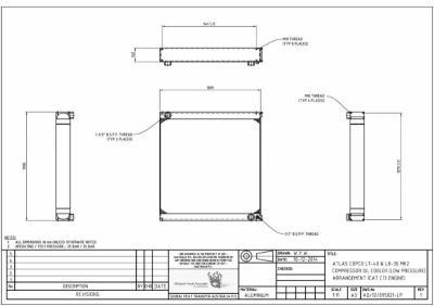 Atlas Copco AO/12/095021-LP Compressor