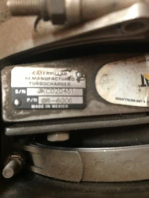 Caterpillar 0R-6006 Turbo Charger
