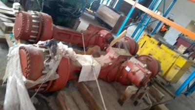 ZF 4464.014.237 Axle