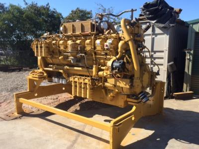 2011 Caterpillar Cat 3516 EUI Complete Engine
