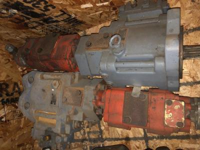 Hitachi 4449531 Pump