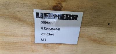 Liebherr 509845 Boom Cylinder