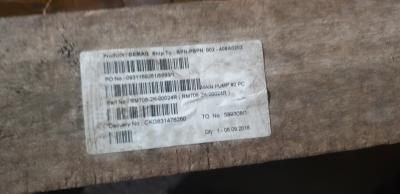 Komatsu RM708-2K-00024R Pump