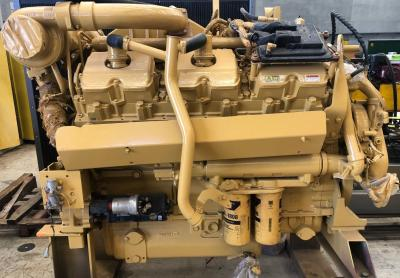 1997 Caterpillar 3412E IND Complete Engine